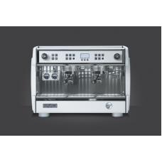 Dalla Corte EVO2 2li Grup Krom Beyaz Espresso Kahve Makinesi