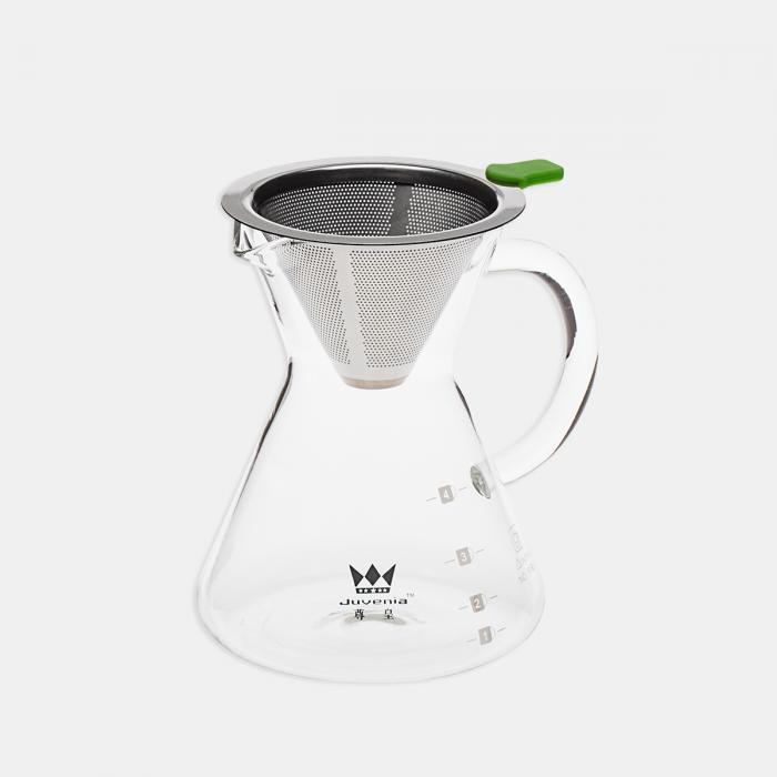 Doğal Kahve Demleyicisi ( 4 Bardak )